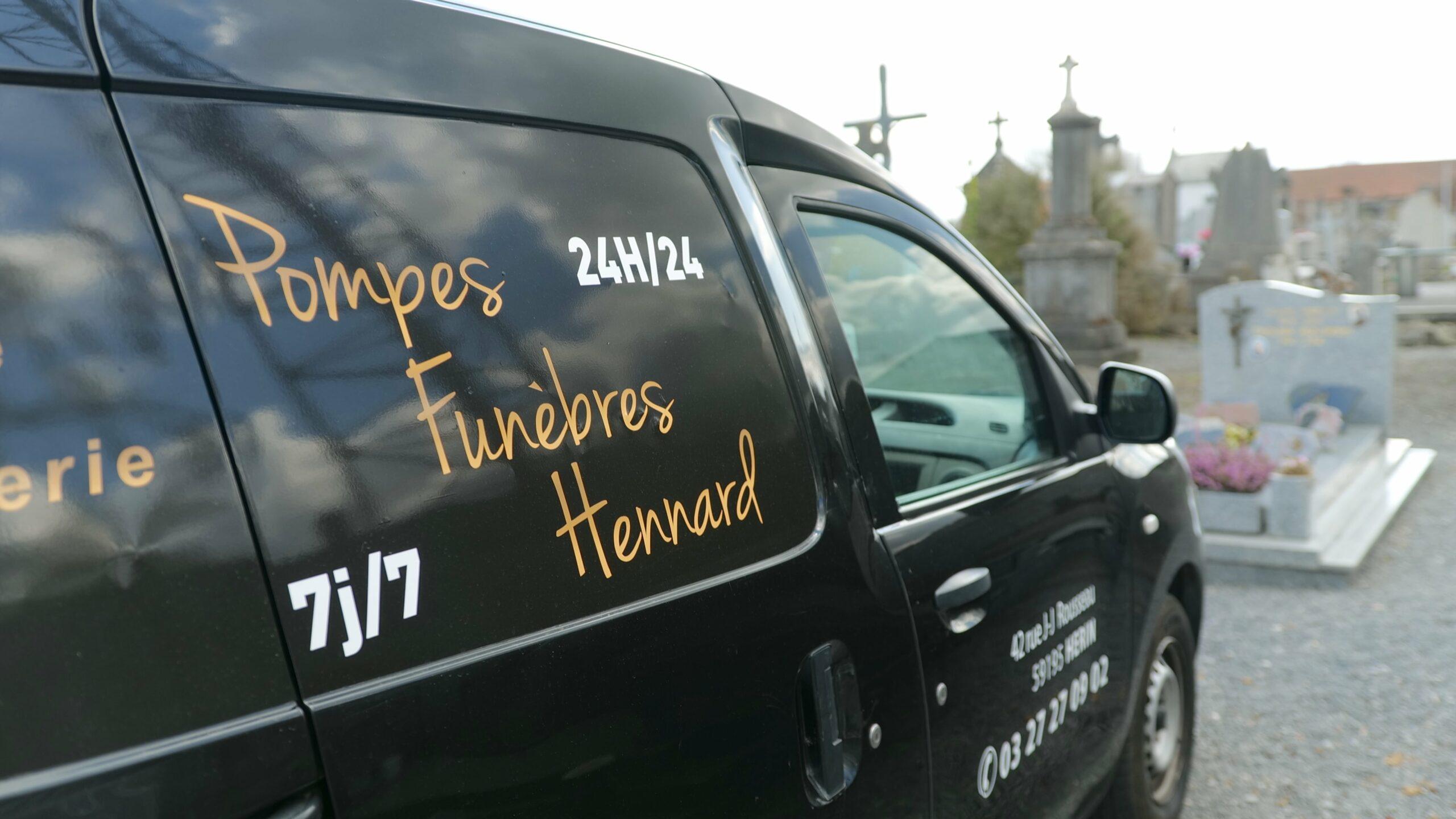 Photo de Pompes Funèbres Hennard - Raismes
